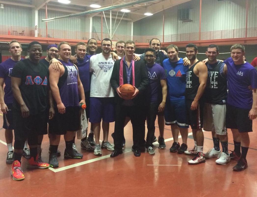 Category Basketball Alpha Phi Delta Fraternity